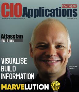 CIO magazine cover